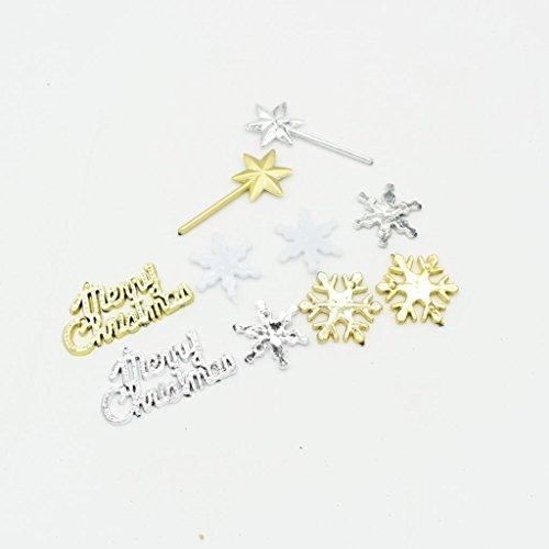 MagiDeal Escala 1//12 /Árbol y Accesorio Decorativo de Navidad en Miniatura de Casa de Mu/ñecas