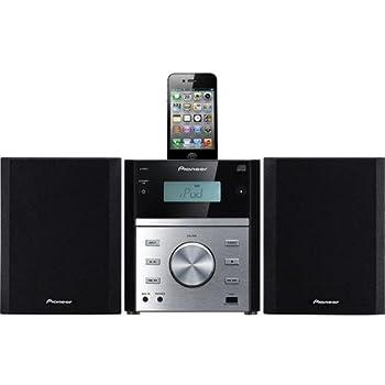 Amazon Com Pioneer X Em21 Micro Hifi Cd Fm Stereo System