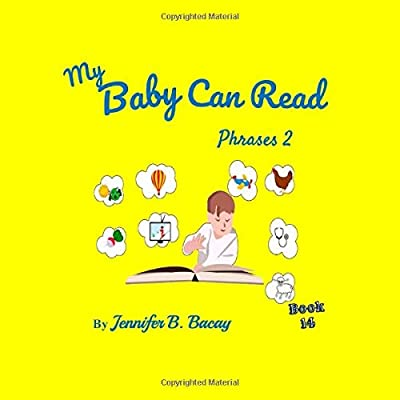 Amazon Fr My Baby Can Read Phrases 2 Jennifer Bacay