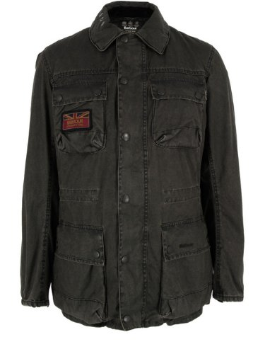 cheap for sale select for latest best quality Barbour Wanderer Black Jacket XL: Amazon.co.uk: Clothing