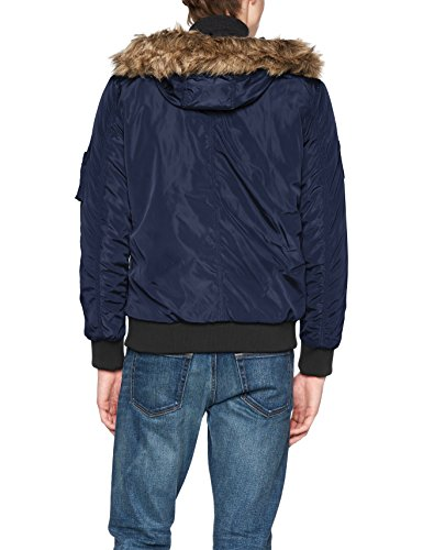 JONES para Jacket Azul one Jcocarter JACK Chaqueta Captain Sky amp; Hombre Fit HqXwt54