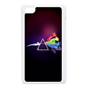 Pink Floyd pokemon iPod Touch 4 Case White DIY Present pjz003_6531473