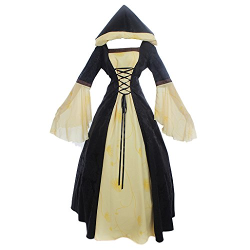 Colonial Ball Gown Costumes (CosplayDiy Women's Medieval Victorian Ball Gowns Fancy Dress Costume CM)