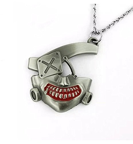 Camplayco Tokyo Ghoul Mask Cosplay High Quality Special Design Necklace