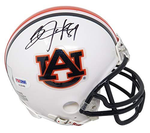 Bo Jackson Signed Auburn Tigers Riddell Mini Helmet (PSA) - Autographed College Mini Helmets Autographed Auburn Mini Helmet