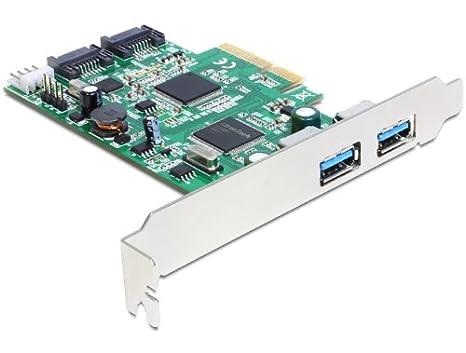 DeLOCK 89359 Interno USB 3.0 Tarjeta y Adaptador de Interfaz ...
