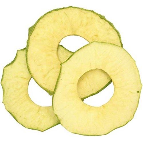 Dried Tart Apple Rings, 2.5 lbs