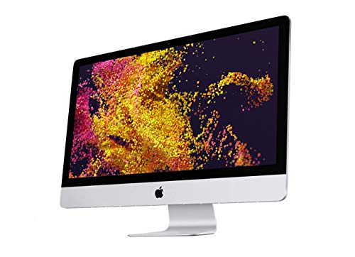 Apple iMac 21.5in Intel Core i5-5250U 1.6GHz (MK142LL/A -Late 2015) 8GB Ram 1TB HDD WiFi Webcam MAC OS (Renewed)