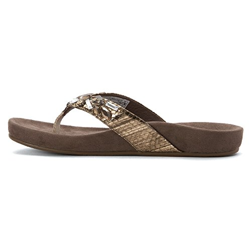 Grace Vionic Pewter mujer para Verity EXrwXHxq
