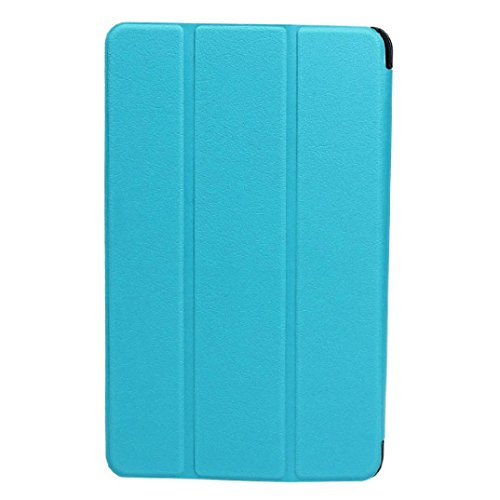"""Photo - For Kindle accessories,Kshion Tri-Fold Leather Stand Case Cover Shockproof [Anti Slip] for Kindle Fire 7"""" inch (2015 Edition) (Blue)"""