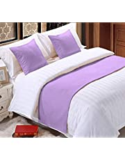 Bed Runner Bed Scarf Bedding Decor Bedding Scarf Protection Decoration Bed Cover Bed Decor for Home Hotel Bedroom Bed Towel Bedspreads for King/Queen/Twin Size