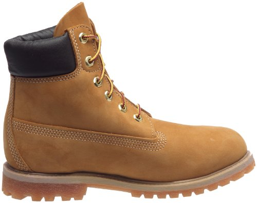 "Timberland 6"" Premium, Botas Unisex Yellow (Wheat Nb Yellow)"