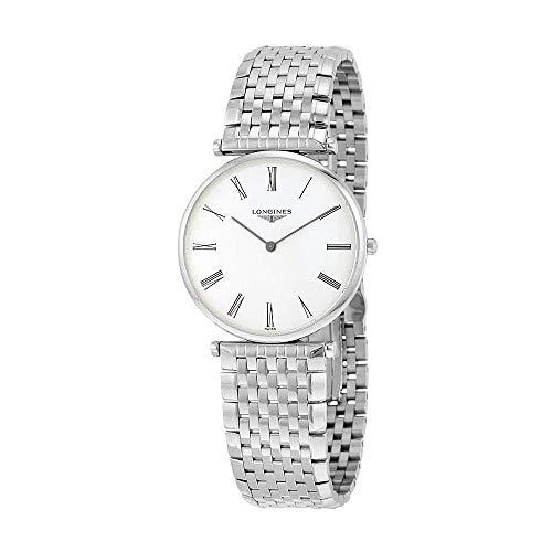 Longines La Grande Classique Mens L47554116 Watch Quartz - 36mm L4.755.4.11.6 ()