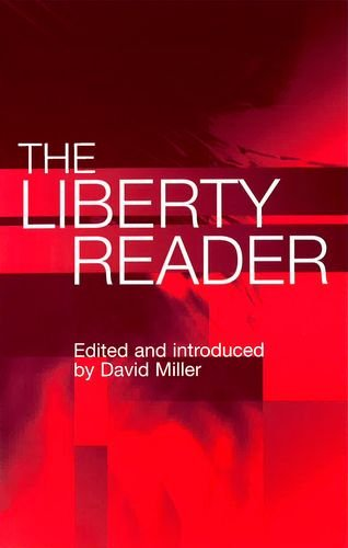 The Liberty Reader (Edinburgh University Press)