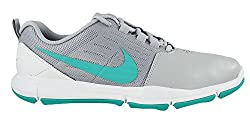 Nike Explorer Sl Men's Performance Golf Shoes (Wolf Greyclear Jade-white, 8.5 D(m) Us)