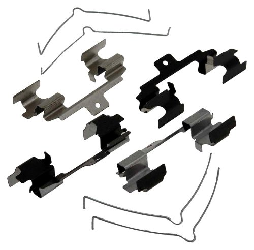 Carlson Quality Brake Parts P855A Brake Pad Installation Kit