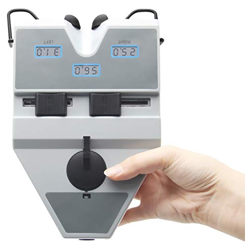 Huanyu Digital Pupilometer Optical PD Meter Pupil Distance Meter Measuring Tool Pupilary Distance Meter CE Approved LY-9C