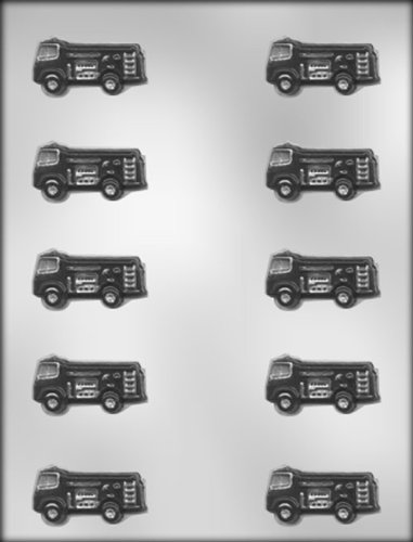 (CK Products 1-3/4-Inch Fire Truck Chocolate Mold)