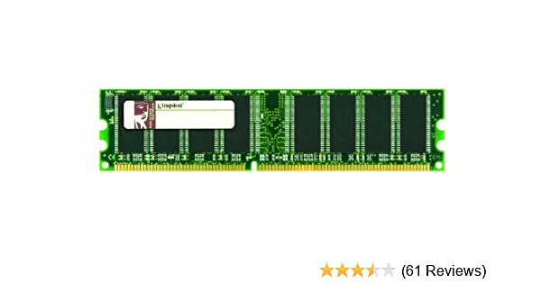 1GB Single Stick 184-PIN DDR PC-3200//400MHz Non-ECC SDRAM DIMM For Desktop