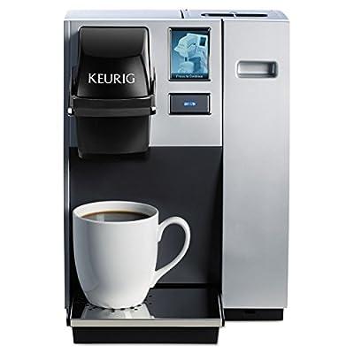 Keurig K150 Single Cup Commercial K-Cup Pod Coffee Maker, Silver from Keurig
