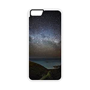 Iphone 6 Case, milky way wellington Case for Iphone 6 4.7 screen White tcj566512 tomchasejerry