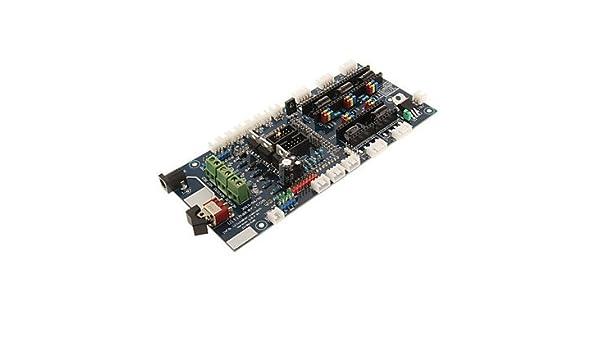 Placa de control 3d0004 Impresora 3d DIY Compatible para PCB ...