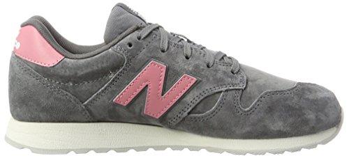 Gris D'athlétisme Balance Wl520 Femme New Chaussures grey pink qtXPdqw1