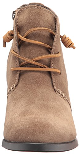 Sperry Boot Gale Taupe Dasher Sider Ankle Top Women's CrC4Sq