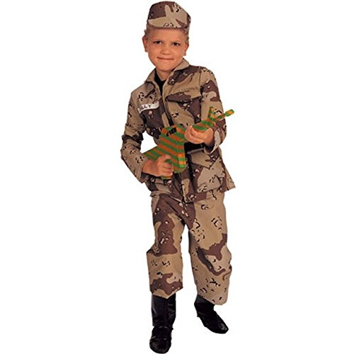 Boy's Special Forces Army Costume