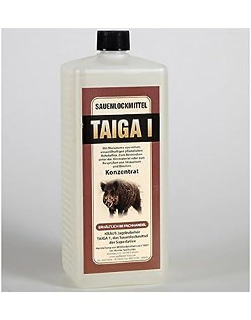 Atrayente de jabalíes profesional Taiga 100 ml concentrado muy productivo=1 litro de atrayente natural