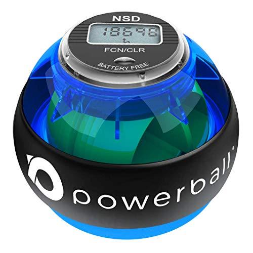 Powerball NSD 280Hz Appareil de renforcement pour Main   Outil d'Exercice pour Avant-Bras et Grip pour Un entraînement… 1