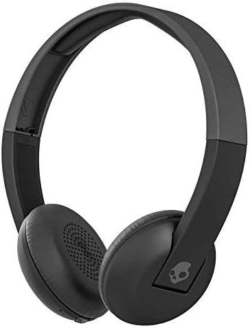 Skullcandy Uproar Bluetooth Wireless On Ear Headphones Black Amazon Co Uk Hi Fi Speakers