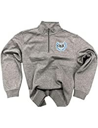 Omicron Delta Kappa Patch 1/4 Zip Pullover