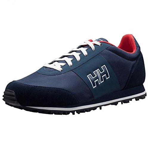 Helly Hansen Raeburn B&b, Zapatillas de Senderismo para Hombre Azul (Navy Blue)