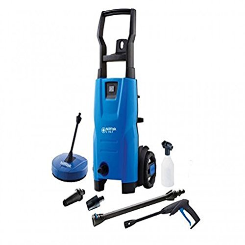 Nilfisk C110 7-5 Patio Pressure Washer - Blue