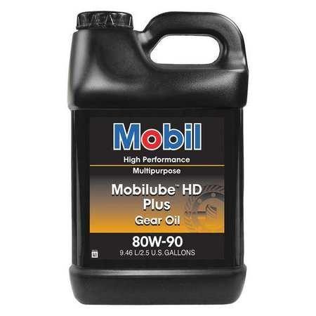Mobilube HD Plus 80W90, Gear Oil, 2.5 (Plus Gear Oil)