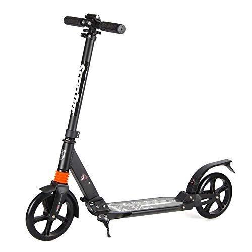 華麗 スクーター幼児用スクーター スクーターを蹴っている子供、スクーターを蹴っている、折りたたみ自転車で作業する子供(618歳に最適)(カラー:ブラック) B07R6HPDSN 子供用スクーター B07R6HPDSN, 椿油 本島椿(ホントウツバキ):6211ea4a --- 4x4.lt