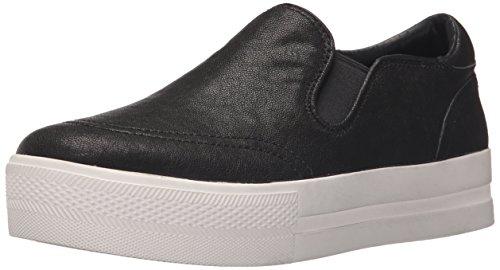 Ash Women's Jungle Fashion Sneaker, Black, 39 EU/9 M US