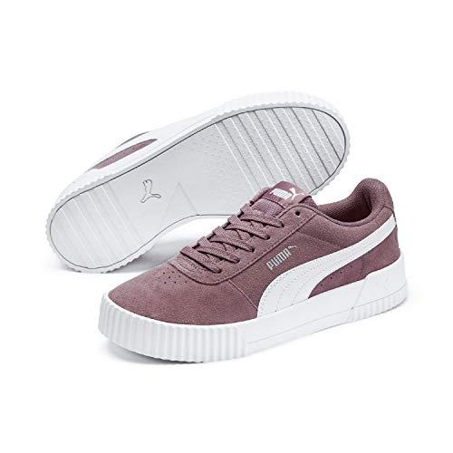 White elderberry Silver Blue Low donna Sneakers Carina puma da Puma puma WwHBg8qfx
