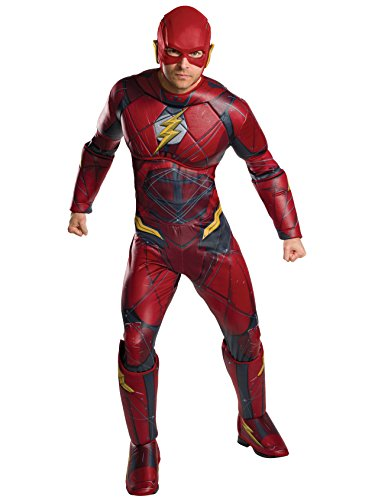 Rubie's The Flash Adult Deluxe Costume -