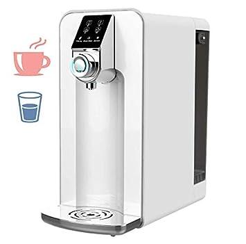 Cero de osmio ip-ii portátil sistema de ósmosis inversa (blanco) - no instalación, completamente portátil, produce hirviendo agua caliente, agua caliente y ...