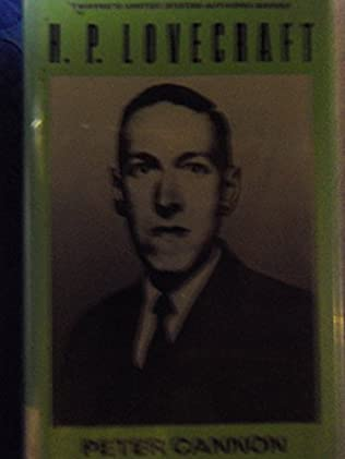 book cover of H.P. Lovecraft