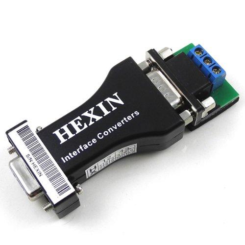 2 opinioni per MENGS® Seriale RS232 a RS485 Interfaccia Convertitore Adattatore, Nero
