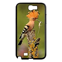 Customized Cell Case for Samsung Galaxy Note 2 N7100 - Bird On The Tree Case For Samsung Galaxy Note 2 N7100