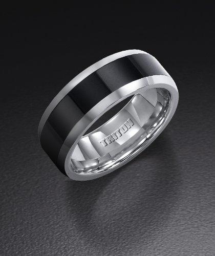 Triton tungsten rings