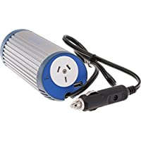PPIN150USB DOSS 150W 12Vdc-240Vac Can Inverter with USB 500Mah Output Doss USB Port for Charging Mp3 Players, Mobile…