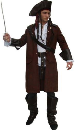 Maylynn 12104 - Disfraz de Pirata Traje de Pirata con Sombrero y ...