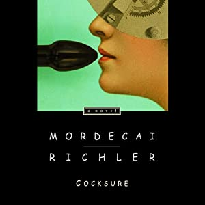Cocksure Audiobook