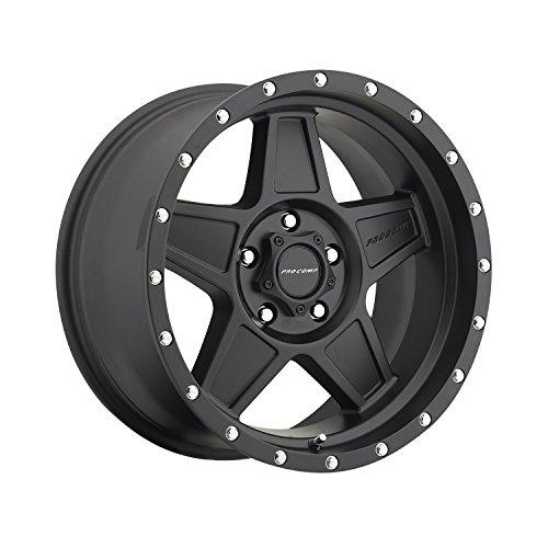 Pro Comp Alloys Series 35 Predator Wheel with Satin Black Finish (18x9