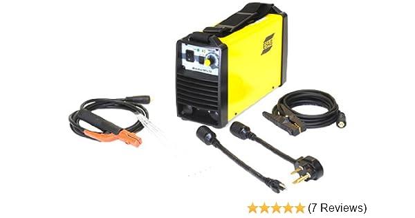 ESAB 0558101694 MiniArc 161LTS Stick Package - Ac Dc Arc Welding ...